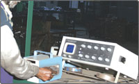 Ultrasonic-Testing-Machine